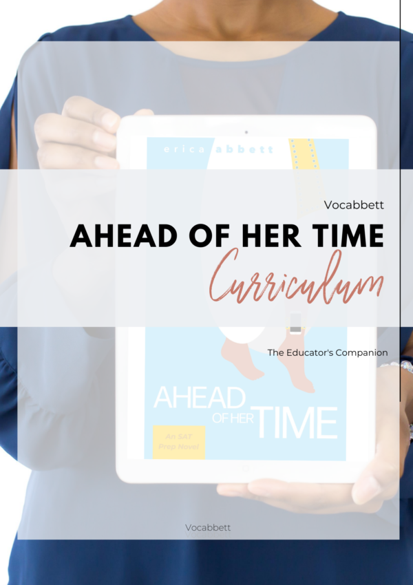 'Ahead of Her Time' Curriculum